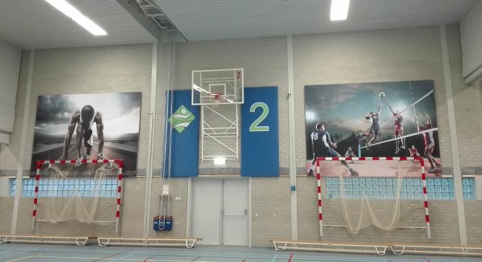 Voor sporthallen