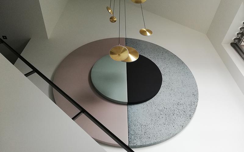 Design panelen Villa Oestgeest